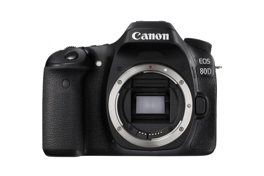 Canon EOS 80D Cinematography DSLR