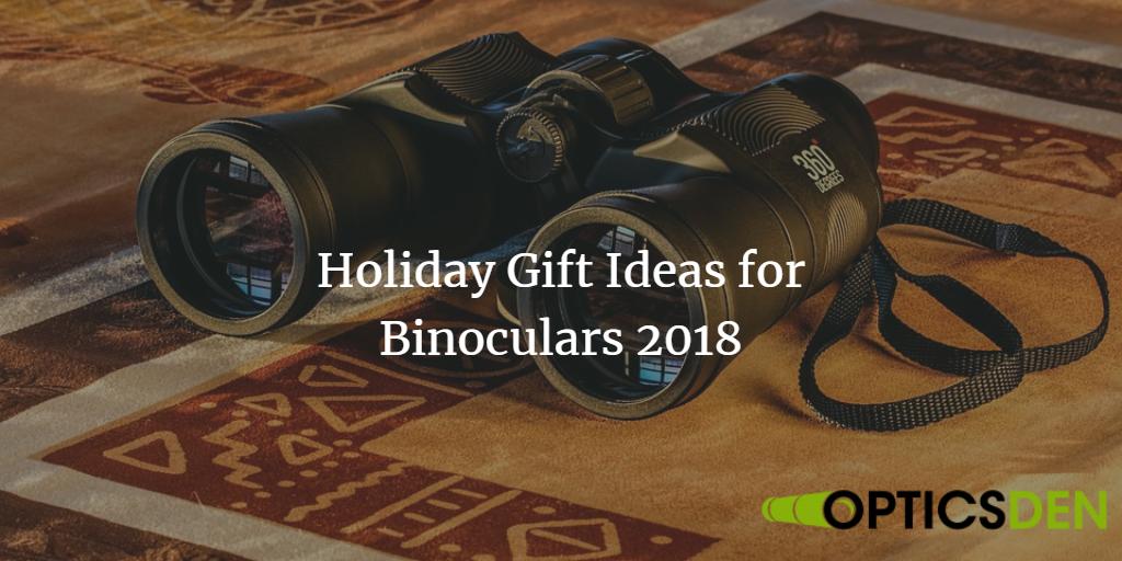 Ideas de regalos de Navidad para prismáticos 2019