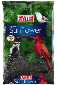 optics den birding black oil sunflower seeds bird seed