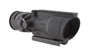 best trijicon acog scope
