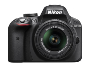 Nikon D3300 DSLR for Astrophotography
