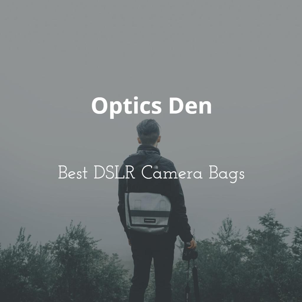 Best bags for DSLR cameras